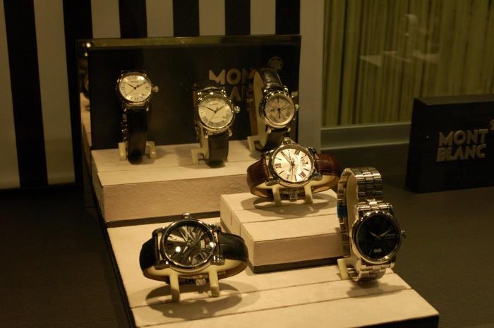 montblanc orologi watches