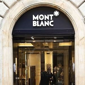 montblanc orologi watches shop boutique negozio