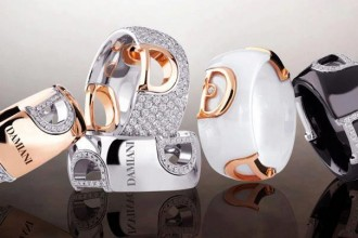 damiani d icon metropolitan dream anelli