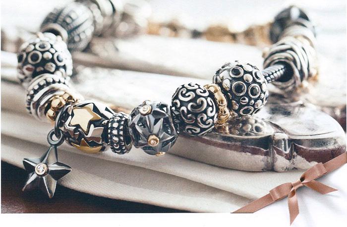 pandora charms bracciali gioielli
