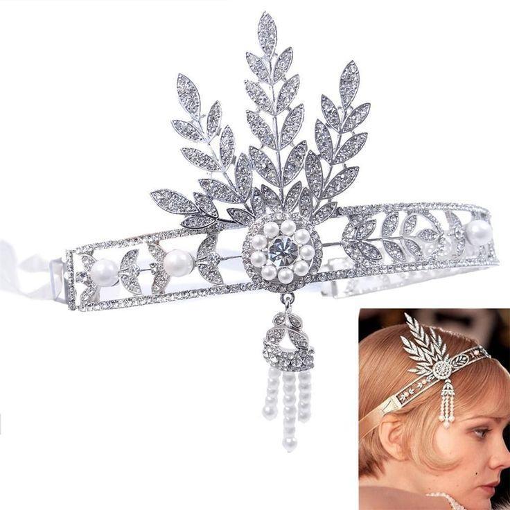 tiffany gioielli grande gatsby tiara diamanti
