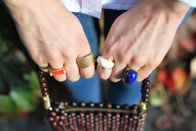 gioielli con lapis anello lapislazzuli