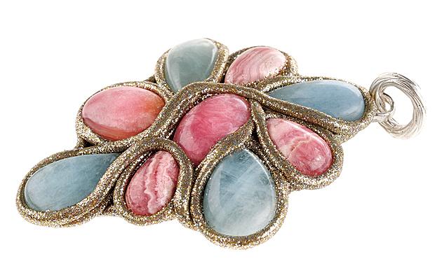 resina Estrosia gioielli argento