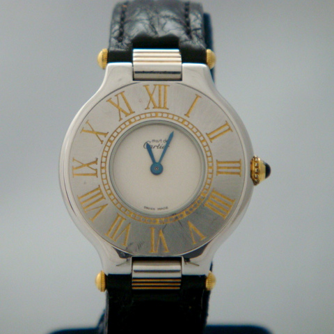must di cartier orologio