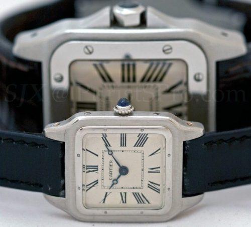 orologi cartier santos dumont