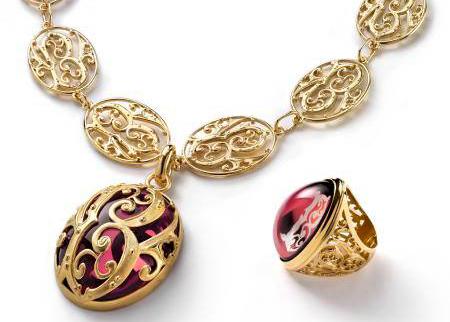 gioielli baccarat collezione favorite