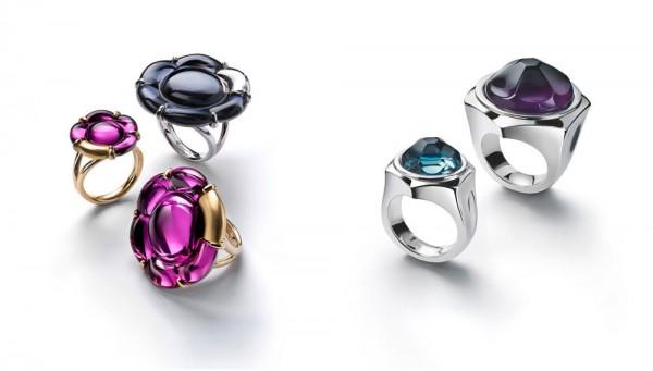 gioielli baccarat argento cristalli