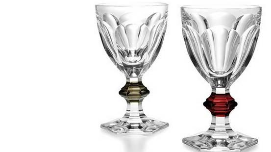 baccarat gioielli cristalli bicchieri