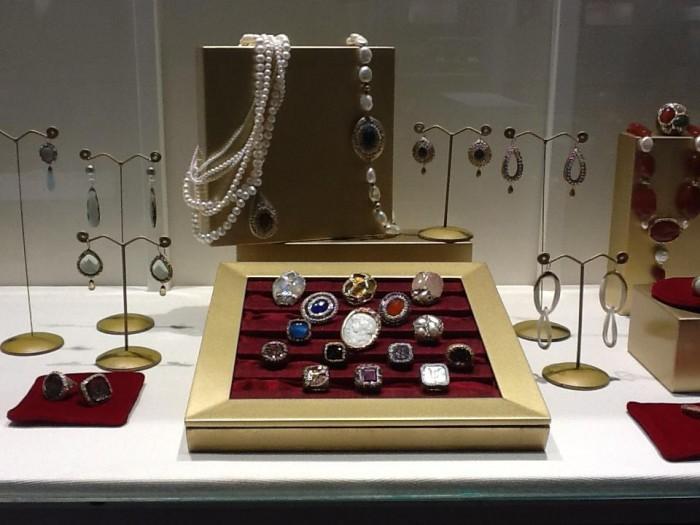 rubinia gioielli resina argento pietre