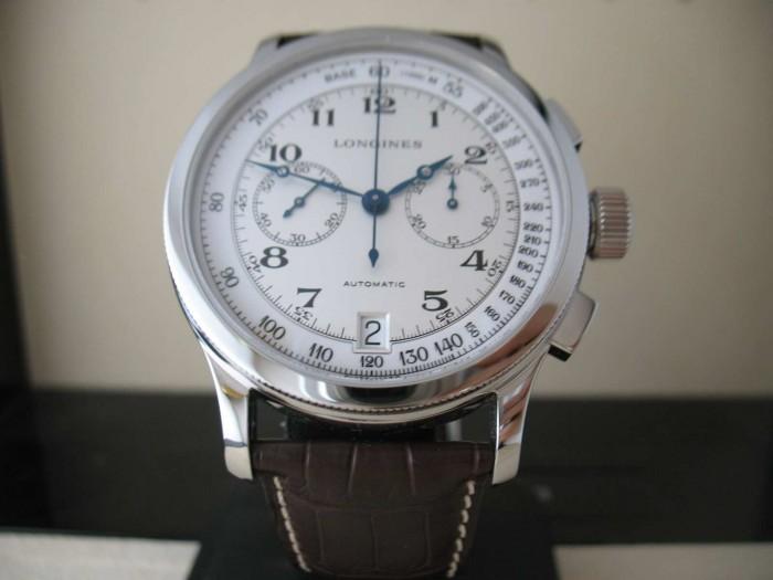 orologi longines lindbergh atlantic voyage cronografo