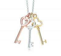 idee regalo gioiello tiffany chiave oro