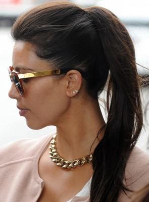 trend gioielli collana catena oro