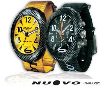 orologi locman nuovo carbonio