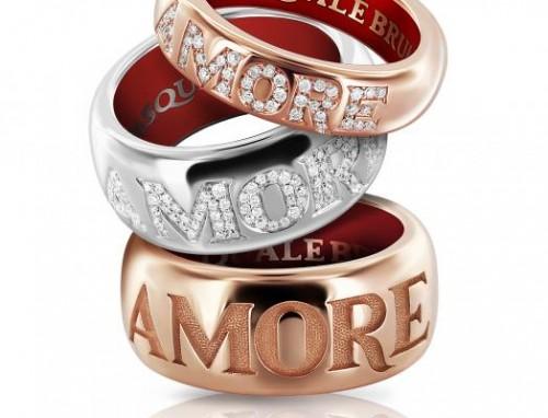 gioielli san valentino idee regalo anelli pasquale bruni collezione amore oro
