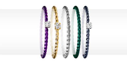 gioielli san valentino idee regalo recarlo fedine fresh oro argento pietre