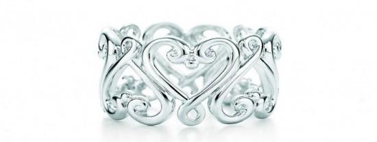 gioielli san valentino idee regalo tiffany anello fedina cuore venezia argento