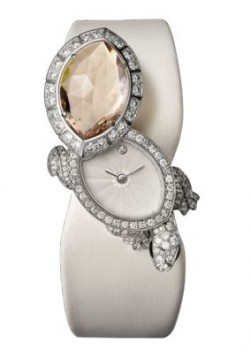 morganite gioielli orologio cartier secret tortue