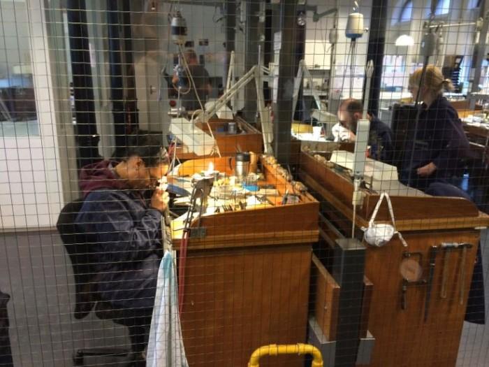 diamanti gassan amsterdam fabbrica stanza incassatori
