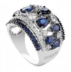 gioielli con zaffiri damiani anello regina cleopatra damianti