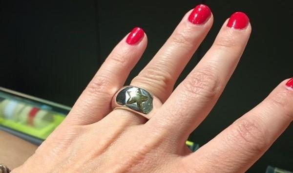 idee regalo gioielli DoDo anello fedone argento oro