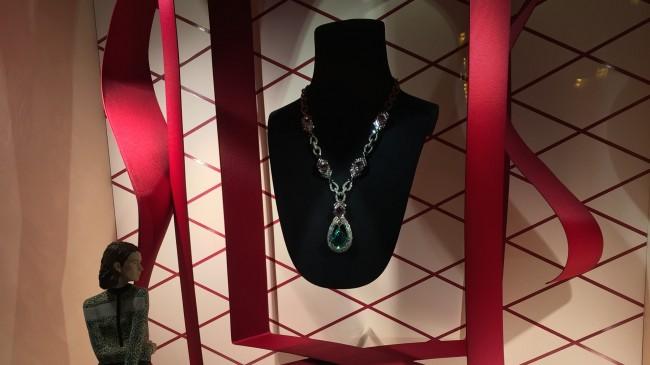 gioielli di Natale Parigi Louis Vuitton