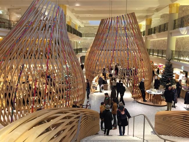 gioielli di natale boutique parigi hermes