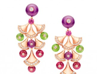 gioielli con ametista-orecchini-bulgari-fantasia
