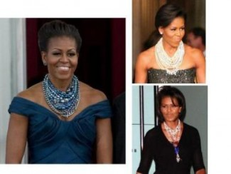 come scegliere le collane michelle obama