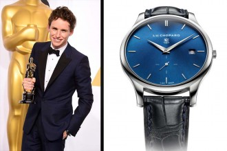 orologi red carpet oscar 2015 chopard