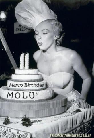 compleanno gioielli di molu' marilyn monroe