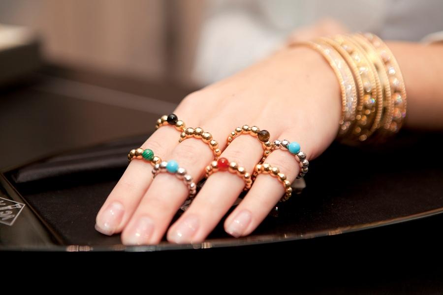anelli perlee van cleef & arpels