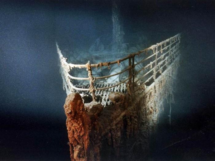 gioielli del titanic ritrovati nave