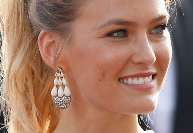 gioielli del festival di cannes 2015 bar rafaeli orecchini de grisogono diamanti avorio