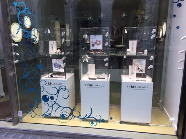 gioielli di copenhagen trollbeads store danese bracciali componibili