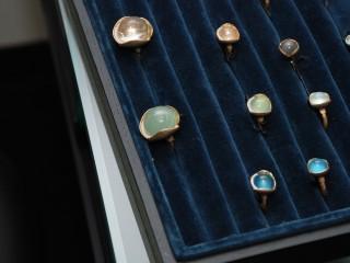 gioielli di copenhagen ole lynggaard casa reale danese anelli cabochon pietre