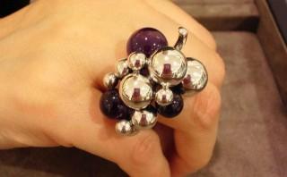 gioielli di copenhagen george jensen collezione grape anello