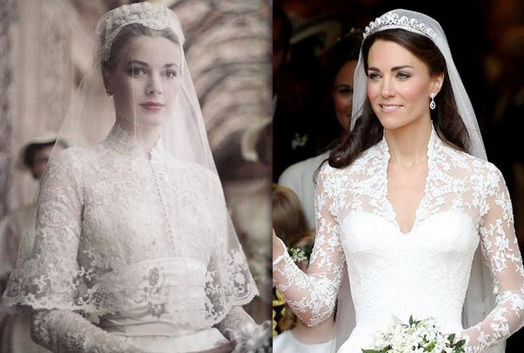 gioielli matrimoni reali grace kelly principessa monaco kate middelton inghilterra