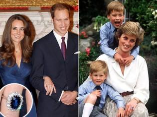 gioielli matrimoni reali anello fidanzamento lady diana spencer principe carlo d'inghilterra zaffiro diamanti
