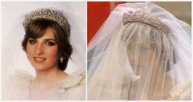 Matrimonio Tema Diamanti : I gioielli dei matrimoni reali più famosi molu il