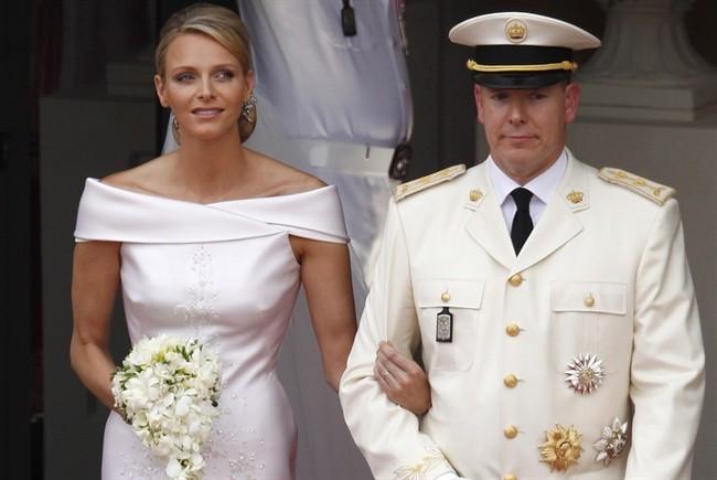 gioielli matrimoni reali charline principe alberto monaco