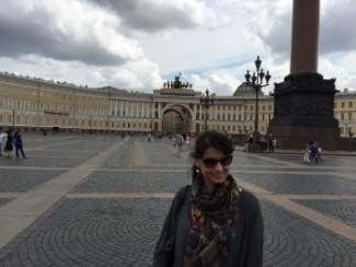gioielli di san pietroburgo piazza del palazzo museo ermitage