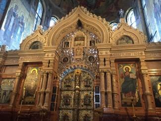 gioielli san pietroburgo Chiesa del Salvatore sul Sangue Versato