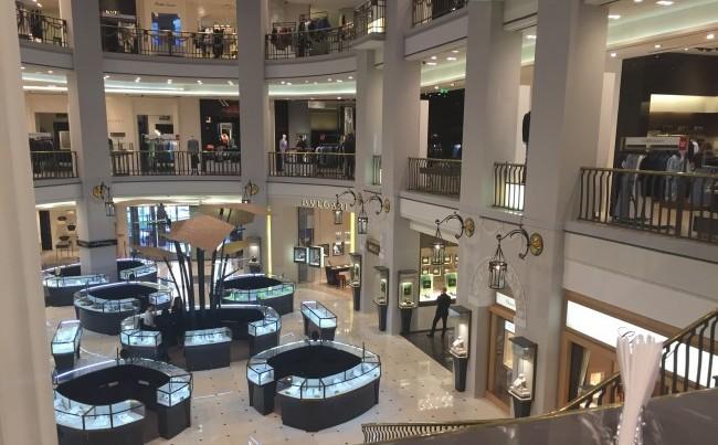 gioielli di san pietroburgo centro commerciale