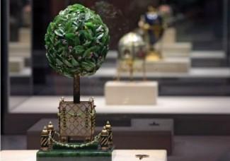 gioielli di san pietroburgo museo fabergè uova