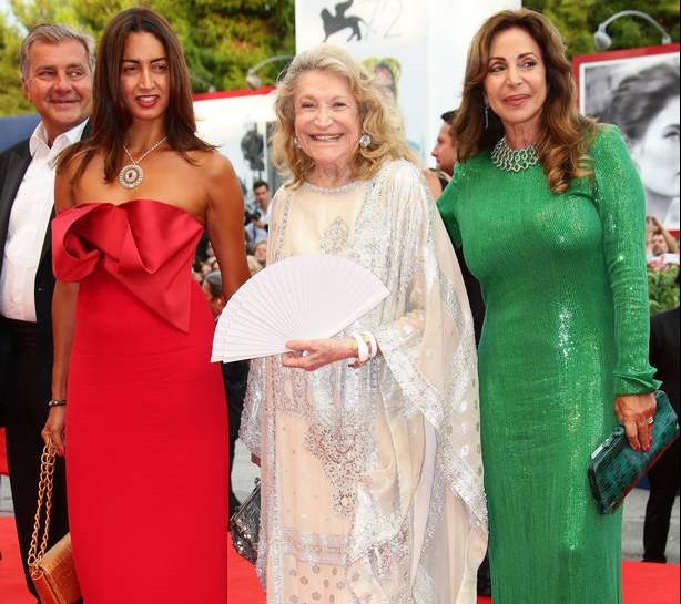 gioielli festival di venezia 2015 marta marzotto