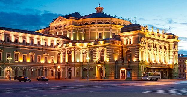 gioielli san pietroburgo teatro opera Mariinskij