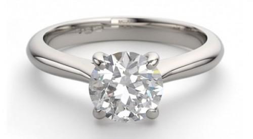 tagli delle pietre diamante taglio brillante solitario