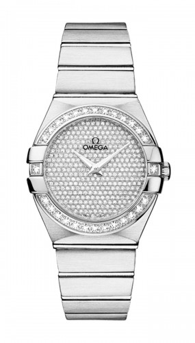 orologi omega da donna constellation diamanti