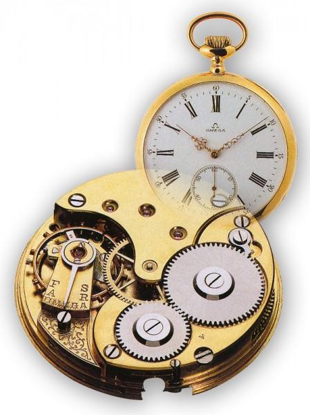 orologi Omega calibro 19 da tasca