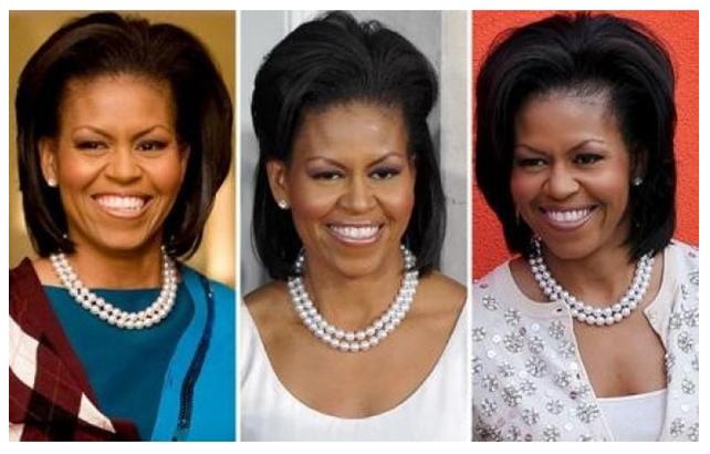 come scegliere le perle doppio filo michelle obama